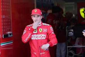 Leclerc after Baku qualifying crash: 'I've been useless'