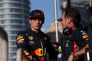 Horner: Verstappen will be at Red Bull next year