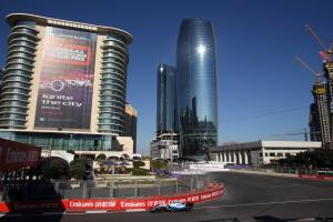 F1 Azerbaijan Grand Prix - Race Results