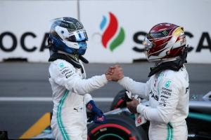 Hamilton: My old engineer has helped Bottas make step
