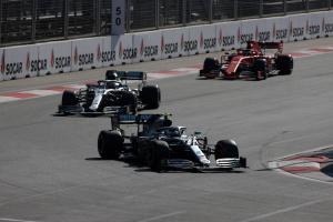 Bottas: I wouldn't choose any other teammate than Hamilton
