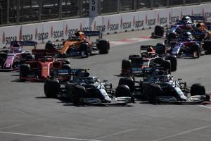 Hamilton: I was too friendly to Bottas into first turn