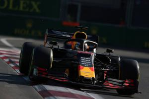 Repeat P4 finishes 'getting a little bit boring' for Red Bull