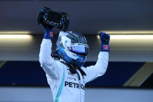Brawn: Bottas has raised his game against Hamilton