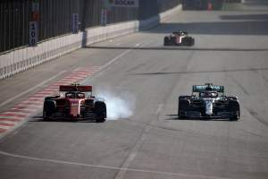 Binotto: Ferrari did nothing wrong with Leclerc's strategy
