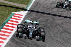 Bottas: Mercedes feels 'completely different' to testing