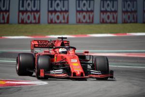 Vettel: 'Fair picture' that Mercedes is quicker than Ferrari