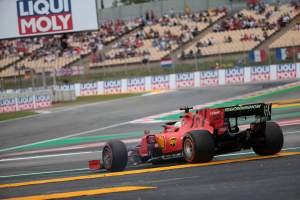 Sector three 'more than an Achilles' Heel' for Ferrari – Vettel
