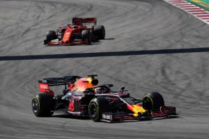 Horner: Red Bull clearly the second-fastest team in Spain