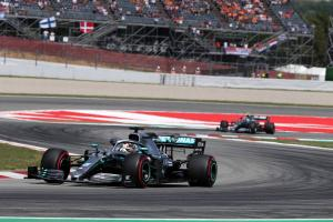 Bottas: My race pace was 'pretty identical' to Hamilton