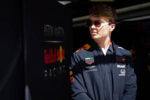 Ticktum got 'positive vibe' from Red Bull following F1 test