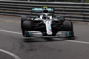Bottas: Monaco no longer feels 'impossible to drive'