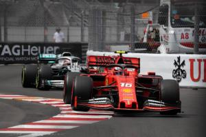 Leclerc leads final Monaco F1 practice as Vettel crashes