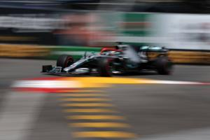 F1 Monaco Grand Prix - Qualifying Results