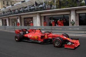 Leclerc avoids grid penalty for FP3 infringement at Monaco GP