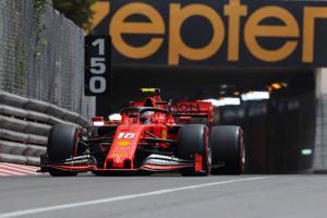 Ferrari explains mistakes that led to Leclerc's Q1 exit