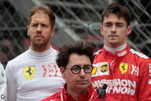 Brawn: Leclerc went too far, Ferrari third-fastest in Monaco