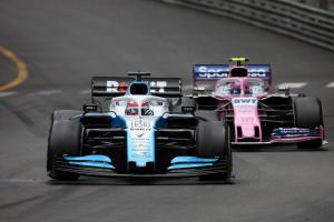 Russell: I wanted to test myself with late Monaco charge