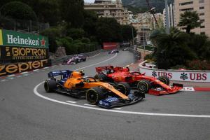 McLaren did not consider Ferrari F1 engines for 2021