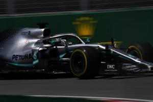 Wolff: Mercedes losing 0.6s to Ferrari on Montreal straights