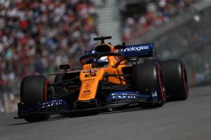 Sainz confident P4 not representative for McLaren in Canada