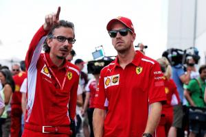 Vettel wants to 'burn' the rulebook after Ferrari loses appeal