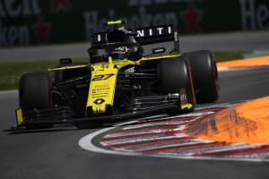 Renault cannot 'dwell' on strong Canada result - Abiteboul