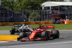 Rosberg backs Vettel penalty at Canadian GP