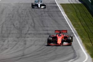 Vettel did not 'lose temper', defends mistakes under pressure