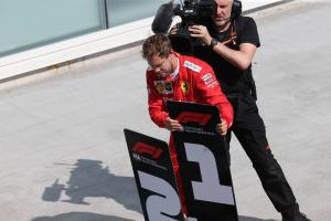 Vettel: I sympathise with F1 stewards but blame regulations