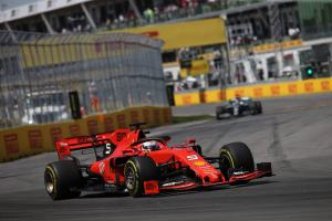 "Vettel had to ""freestyle"" fuel-saving to make finish in Canada"