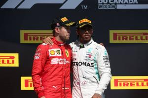 Vettel: Hamilton did nothing wrong, didn't deserve boos