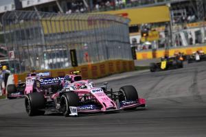 "Regular points ""paramount"" in F1's tight midfield fight - Szafnauer"