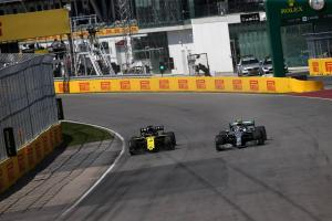 Bottas: Ricciardo's Canada moves 'really on the limit'