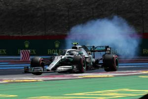Bottas: Wind direction change a factor behind pole defeat
