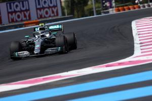 "Bottas explains time loss during ""super-quick"" VSC period"