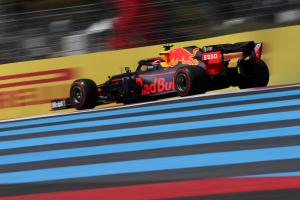 Gasly 'giving everything but sliding everywhere' at French GP
