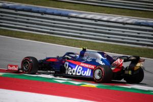 Toro Rosso makes second tactical power unit change