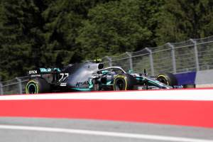 Bottas glad to be punished for mistake with FP2 crash