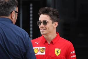 Leclerc planning more aggressive approach after Verstappen incident