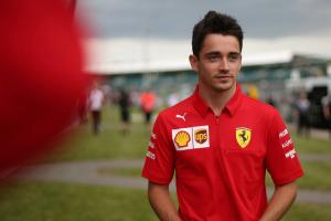 Leclerc expecting Mercedes to be 'a lot stronger' at Silverstone