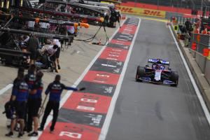 F1 British Grand Prix - FP3 Results