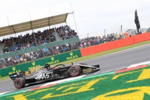 Haas to run split-spec F1 cars at German GP