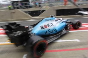 Groundwork in place for Williams progress - Russell