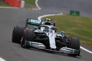 Bottas pips Hamilton, Leclerc to British GP pole