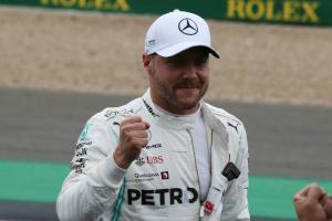 Mercedes confirms Bottas 2020 F1 deal