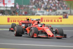 Vettel accepts blame for Verstappen collision