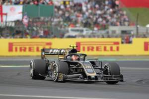 Magnussen: Haas unlucky to be hit in weakest spot
