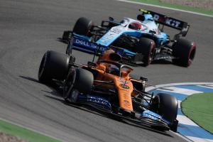 F1 German Grand Prix - FP2 Results