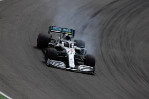 Bottas blames braking instability for qualifying struggles